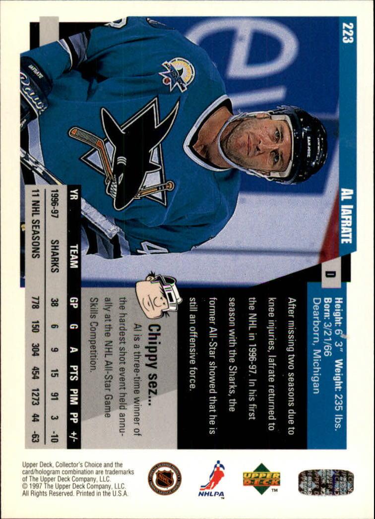 1997-98-Collector-039-s-Choice-Hockey-1-250-Your-Choice-GOTBASEBALLCARDS thumbnail 415