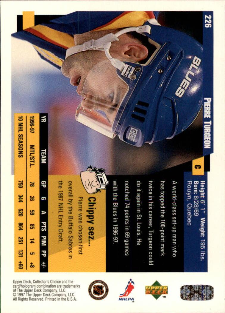 1997-98-Collector-039-s-Choice-Hockey-1-250-Your-Choice-GOTBASEBALLCARDS thumbnail 421