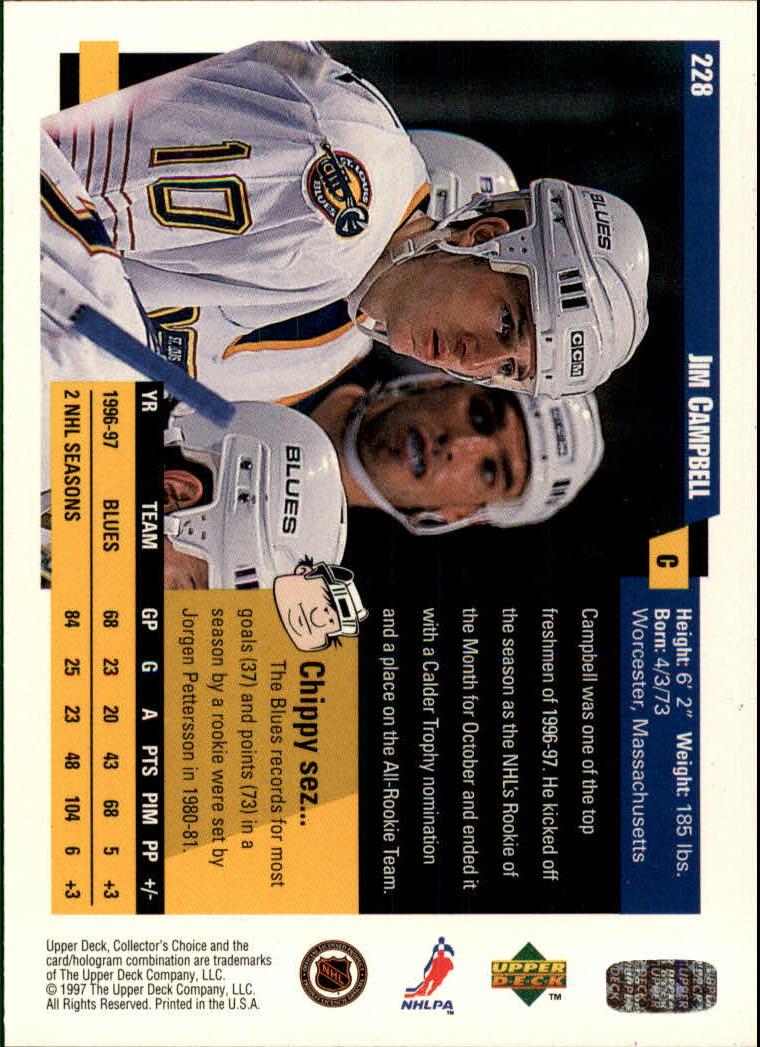 1997-98-Collector-039-s-Choice-Hockey-1-250-Your-Choice-GOTBASEBALLCARDS thumbnail 425