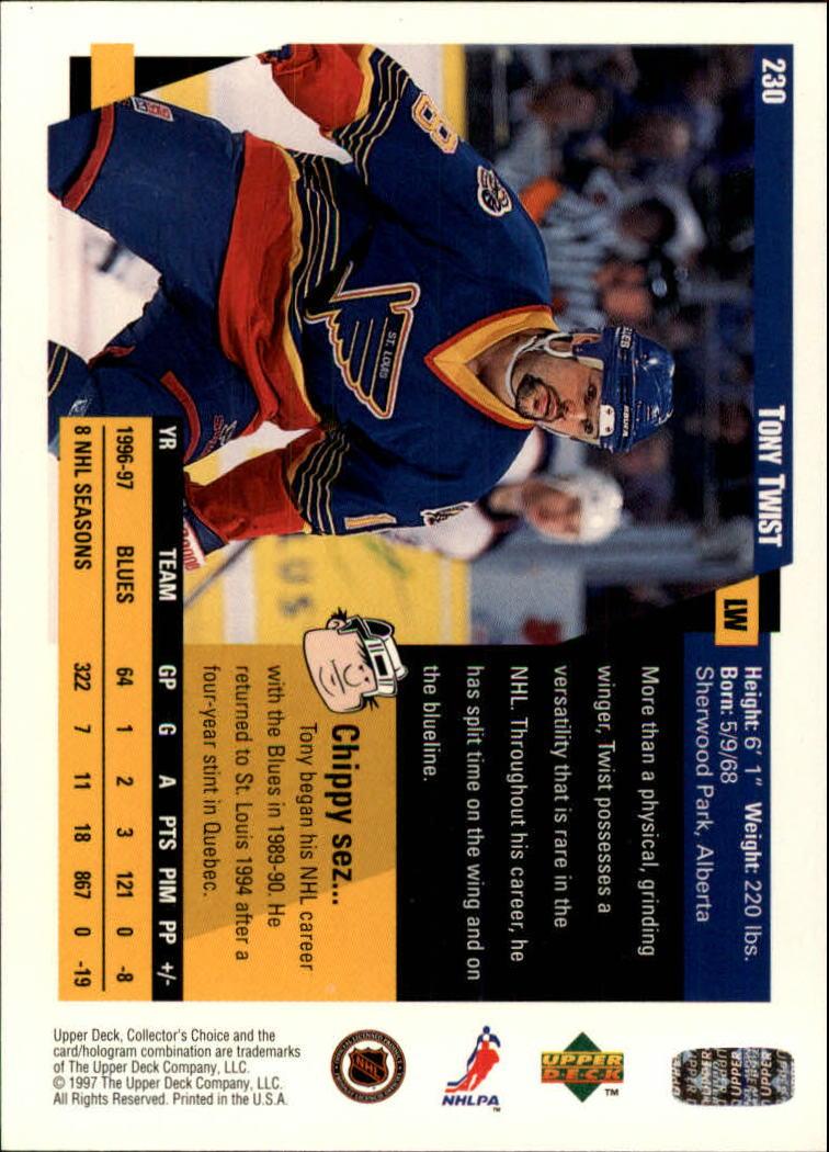 1997-98-Collector-039-s-Choice-Hockey-1-250-Your-Choice-GOTBASEBALLCARDS thumbnail 429