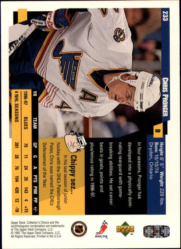 1997-98-Collector-039-s-Choice-Hockey-1-250-Your-Choice-GOTBASEBALLCARDS thumbnail 435