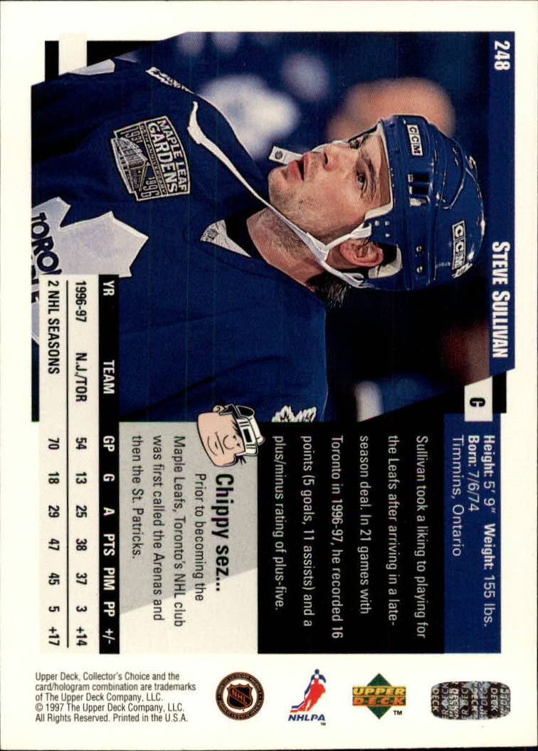 1997-98-Collector-039-s-Choice-Hockey-1-250-Your-Choice-GOTBASEBALLCARDS thumbnail 465