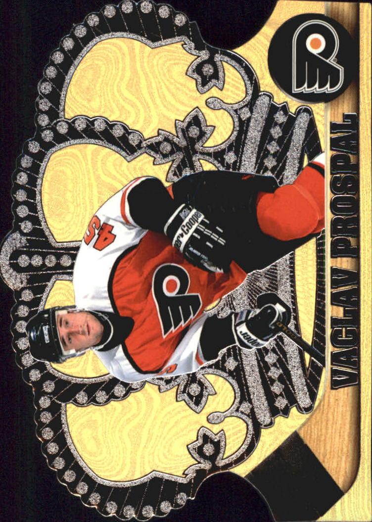 1997-98 Crown Royale Silver #100 Vaclav Prospal