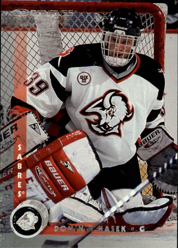 1997-98 Donruss #9 Dominik Hasek