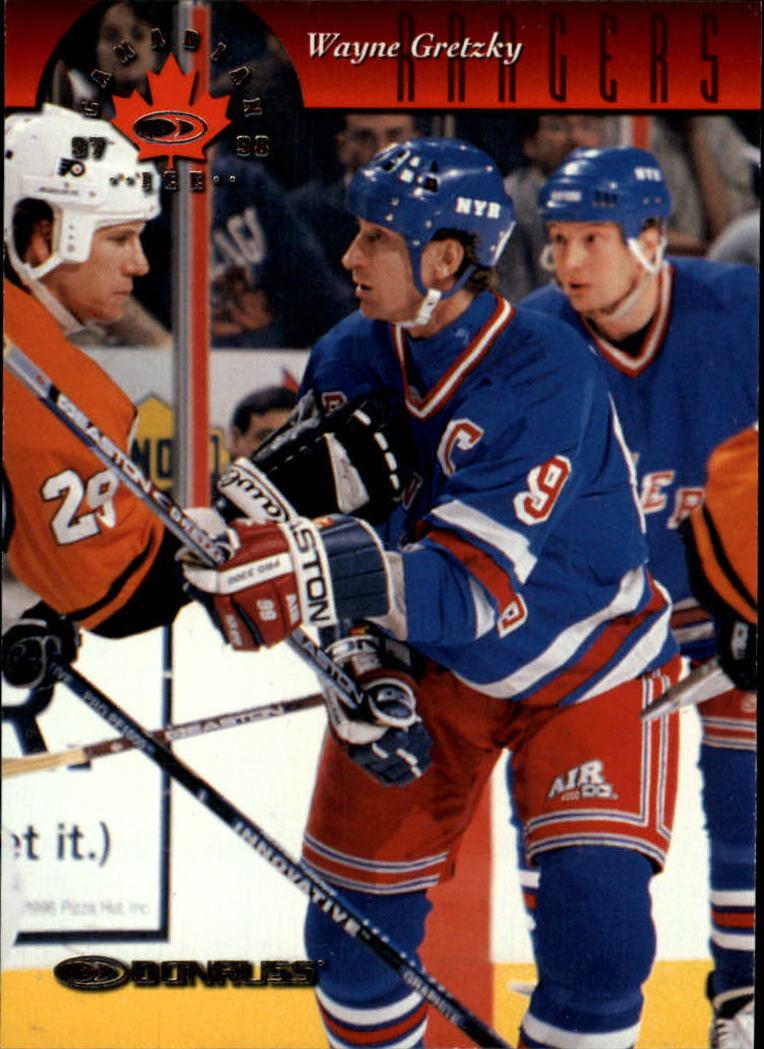 1997-98 Donruss Canadian Ice #5 Wayne Gretzky