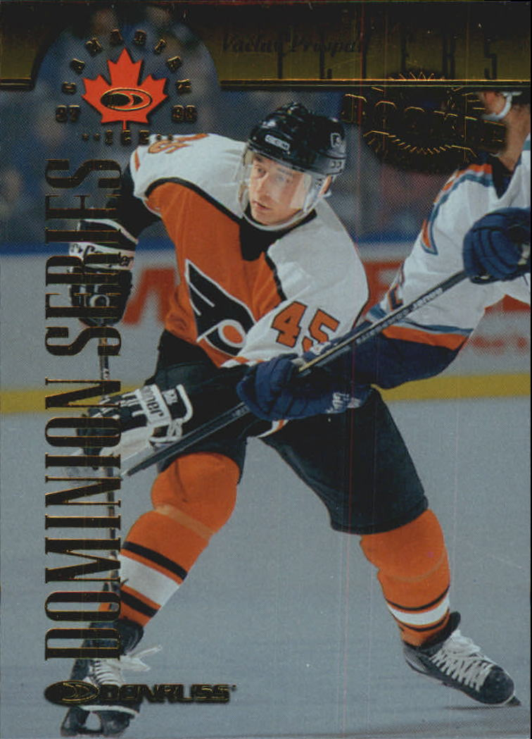 1997-98 Donruss Canadian Ice Dominion Series #135 Vaclav Prospal