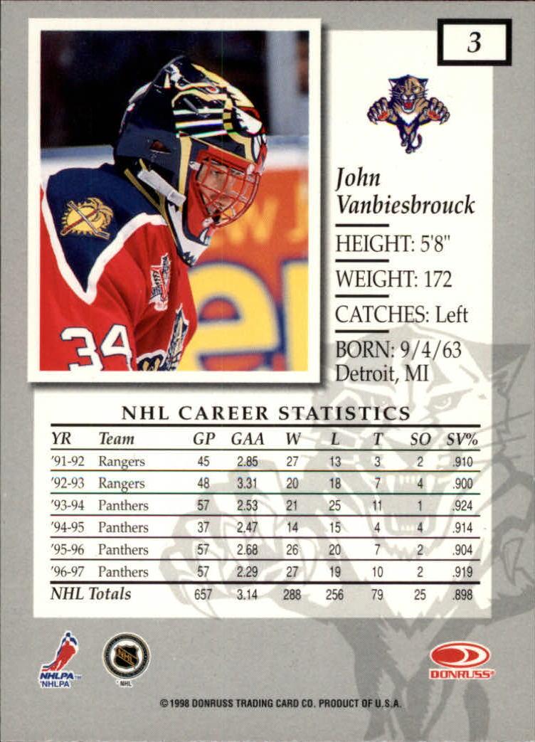 1997-98-Donruss-Elite-Hockey-1-150-Your-Choice-GOTBASEBALLCARDS thumbnail 7