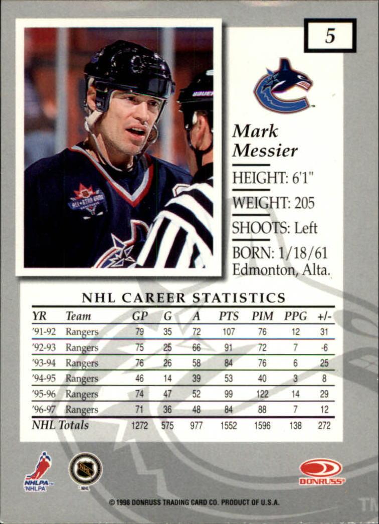 1997-98-Donruss-Elite-Hockey-1-150-Your-Choice-GOTBASEBALLCARDS thumbnail 11
