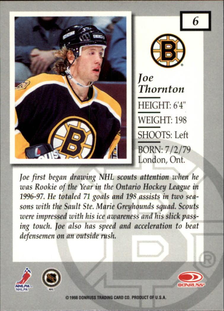 1997-98-Donruss-Elite-Hockey-1-150-Your-Choice-GOTBASEBALLCARDS thumbnail 13