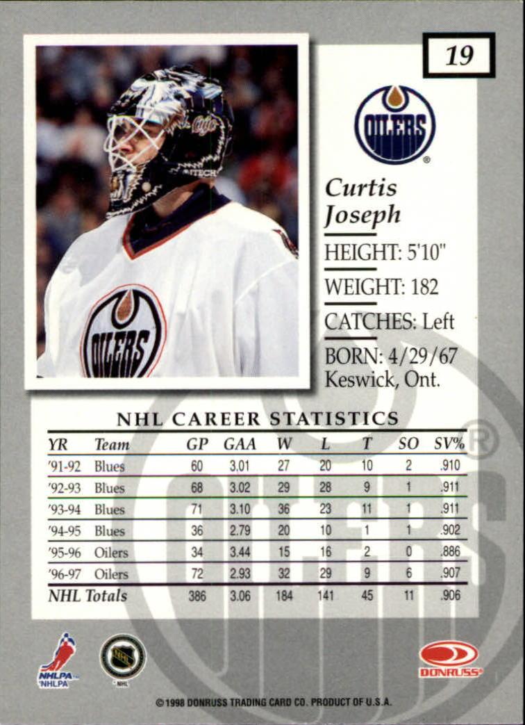 1997-98-Donruss-Elite-Hockey-1-150-Your-Choice-GOTBASEBALLCARDS thumbnail 35