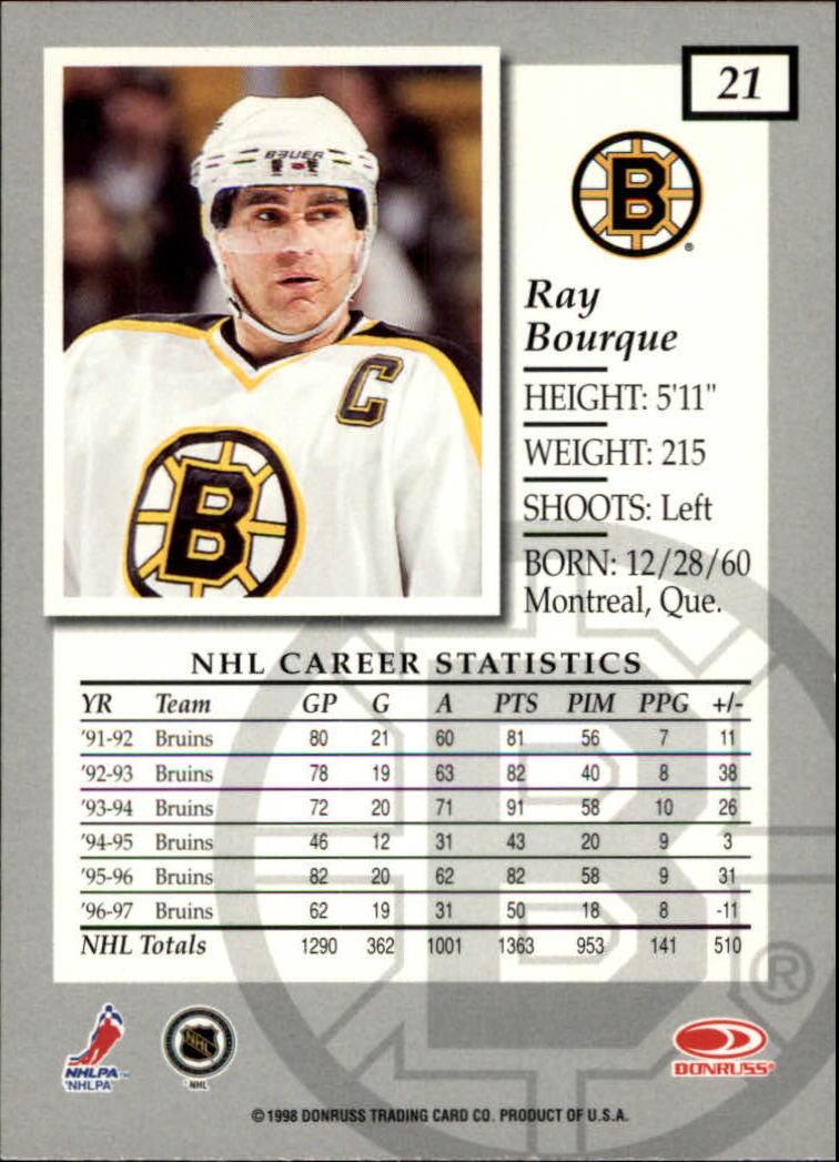 1997-98-Donruss-Elite-Hockey-1-150-Your-Choice-GOTBASEBALLCARDS thumbnail 39
