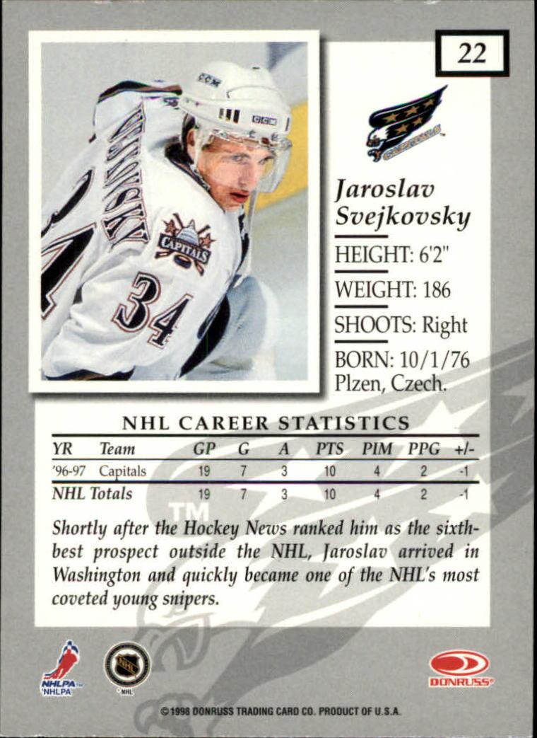 1997-98-Donruss-Elite-Hockey-1-150-Your-Choice-GOTBASEBALLCARDS thumbnail 41