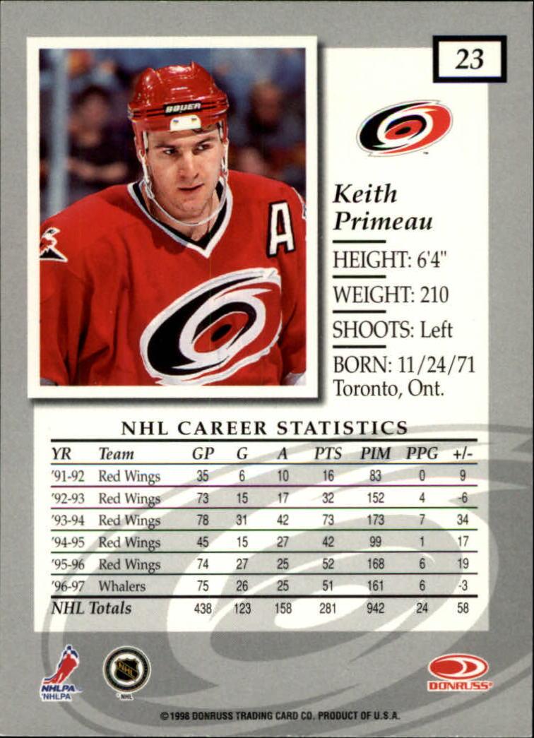 1997-98-Donruss-Elite-Hockey-1-150-Your-Choice-GOTBASEBALLCARDS thumbnail 43