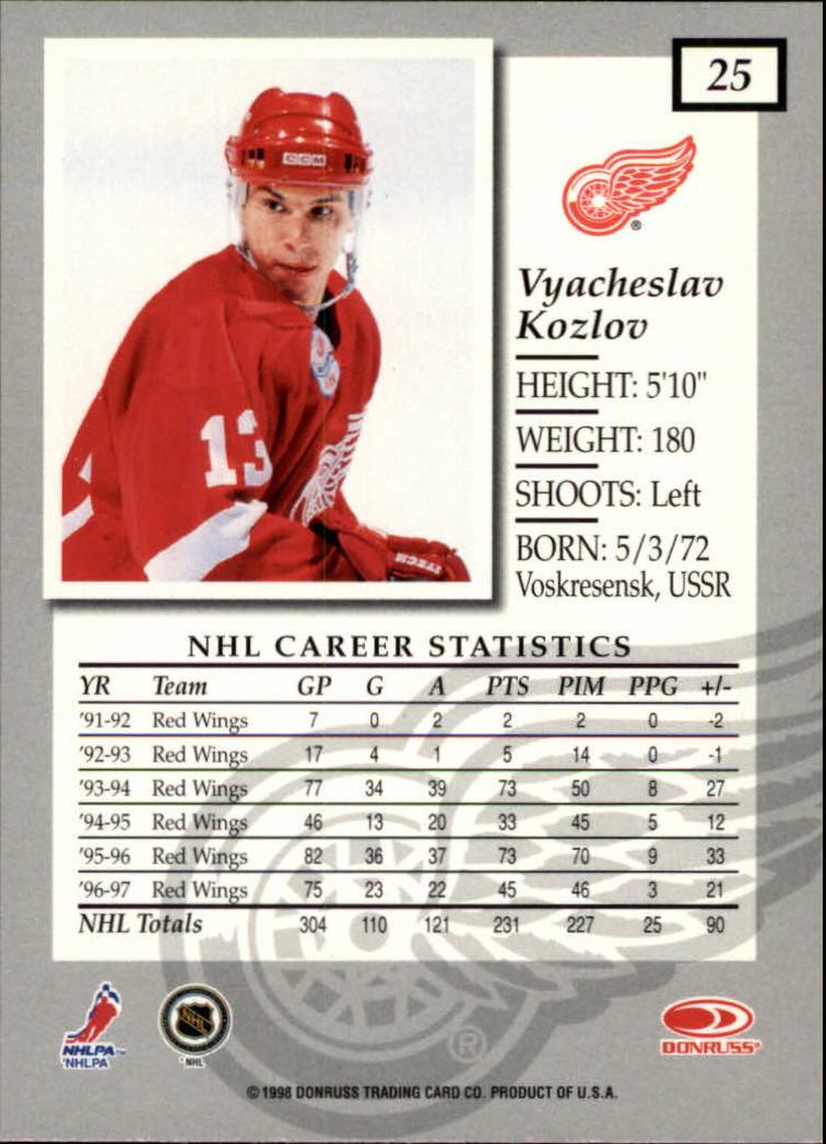 1997-98-Donruss-Elite-Hockey-1-150-Your-Choice-GOTBASEBALLCARDS thumbnail 47