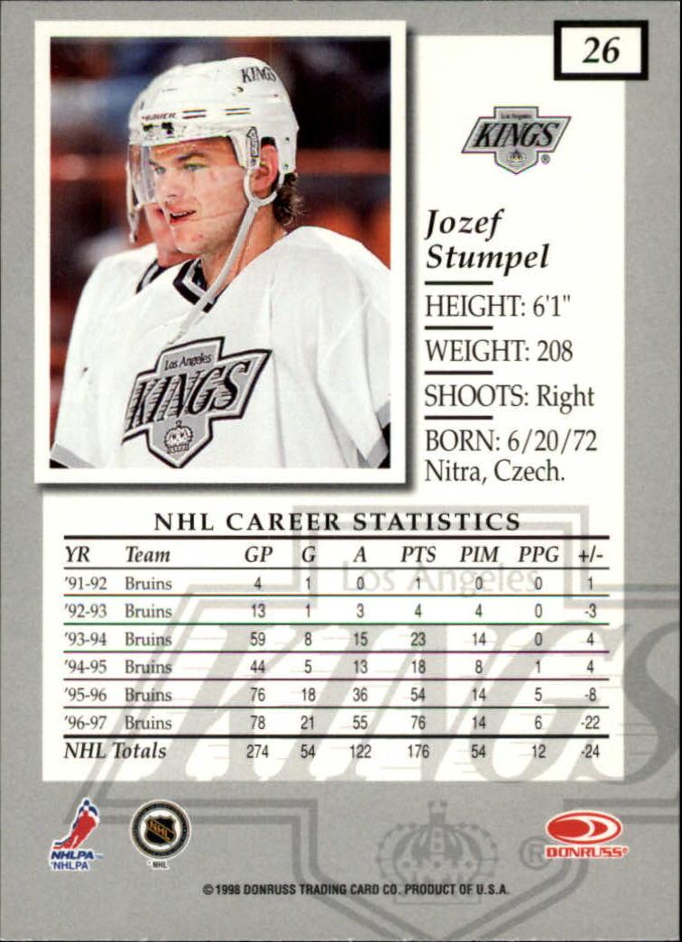 1997-98-Donruss-Elite-Hockey-1-150-Your-Choice-GOTBASEBALLCARDS thumbnail 49