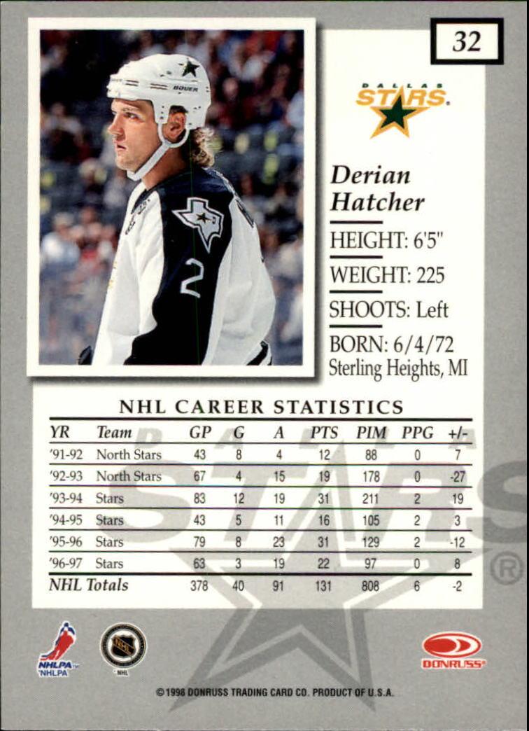 1997-98-Donruss-Elite-Hockey-1-150-Your-Choice-GOTBASEBALLCARDS thumbnail 59