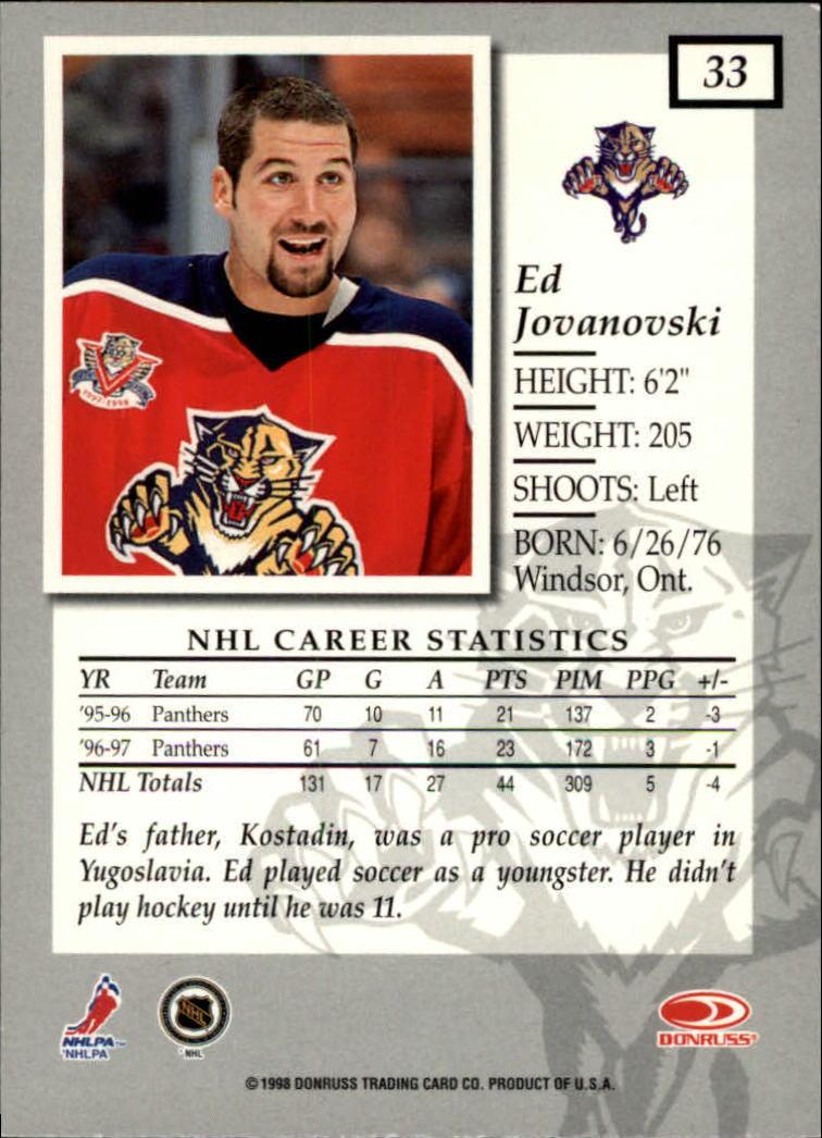 1997-98-Donruss-Elite-Hockey-1-150-Your-Choice-GOTBASEBALLCARDS thumbnail 61