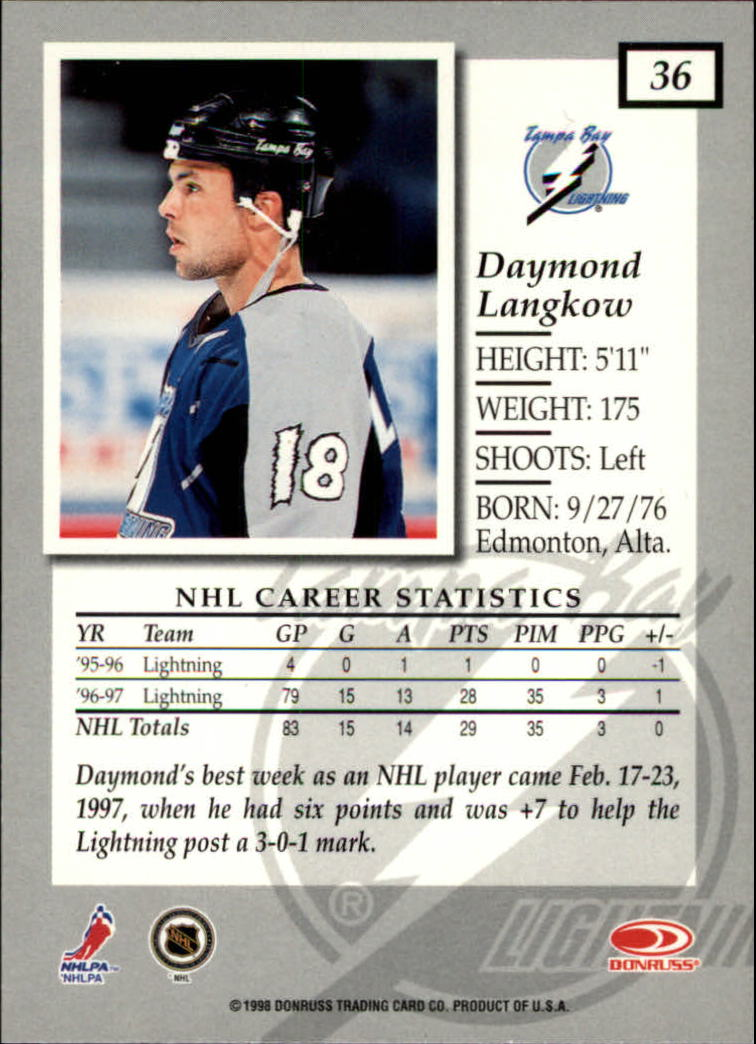 1997-98-Donruss-Elite-Hockey-1-150-Your-Choice-GOTBASEBALLCARDS thumbnail 67