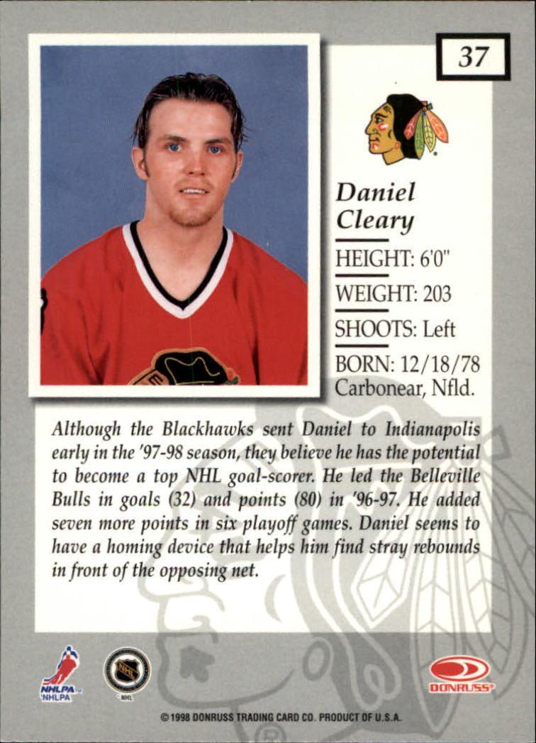 1997-98-Donruss-Elite-Hockey-1-150-Your-Choice-GOTBASEBALLCARDS thumbnail 69
