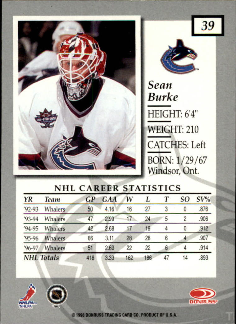 1997-98-Donruss-Elite-Hockey-1-150-Your-Choice-GOTBASEBALLCARDS thumbnail 73