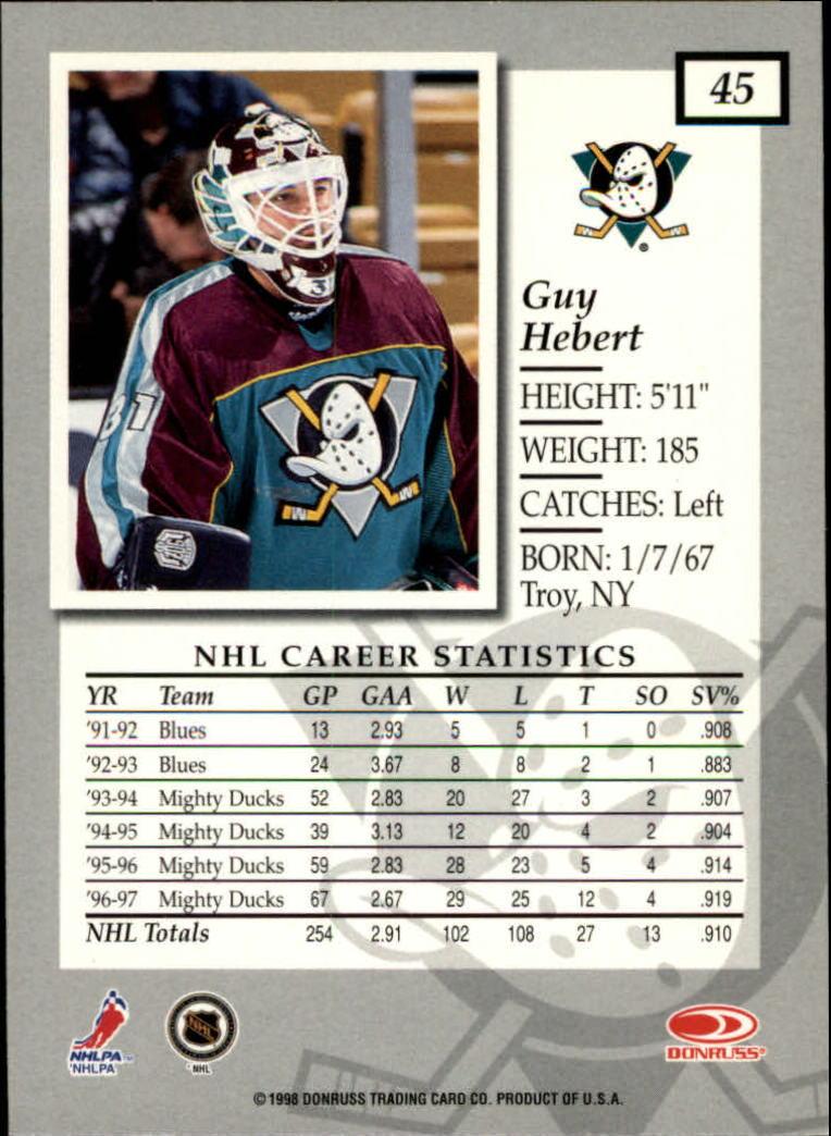 1997-98-Donruss-Elite-Hockey-1-150-Your-Choice-GOTBASEBALLCARDS thumbnail 85