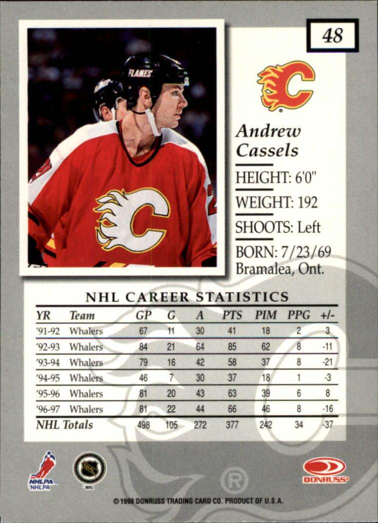 1997-98-Donruss-Elite-Hockey-1-150-Your-Choice-GOTBASEBALLCARDS thumbnail 91