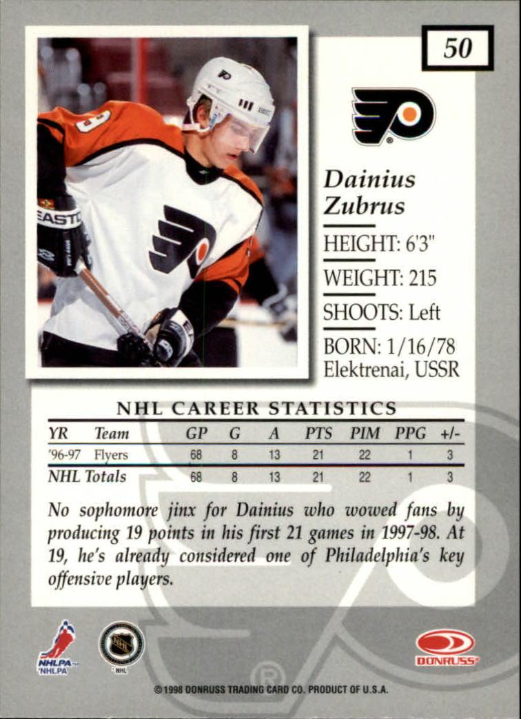 1997-98-Donruss-Elite-Hockey-1-150-Your-Choice-GOTBASEBALLCARDS thumbnail 95