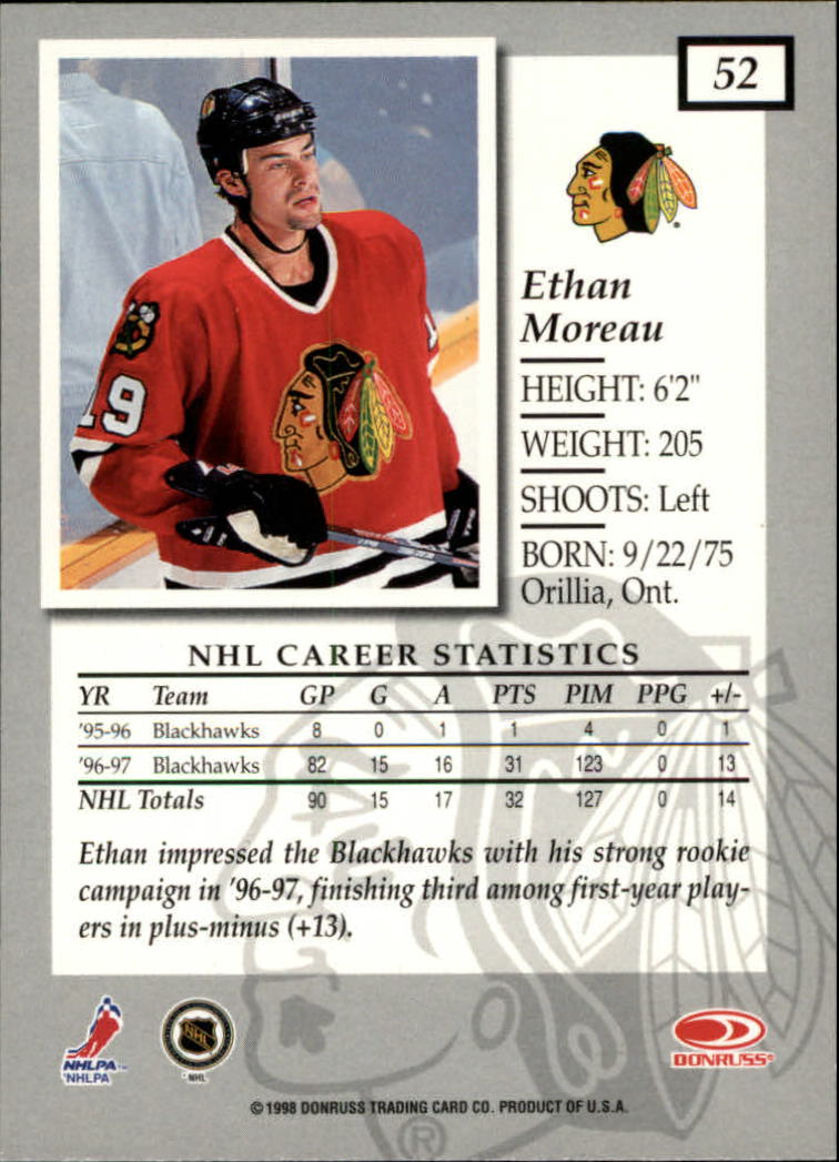 1997-98-Donruss-Elite-Hockey-1-150-Your-Choice-GOTBASEBALLCARDS thumbnail 97