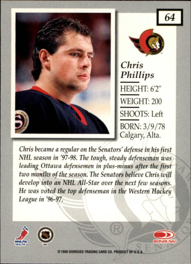 1997-98-Donruss-Elite-Hockey-1-150-Your-Choice-GOTBASEBALLCARDS thumbnail 117
