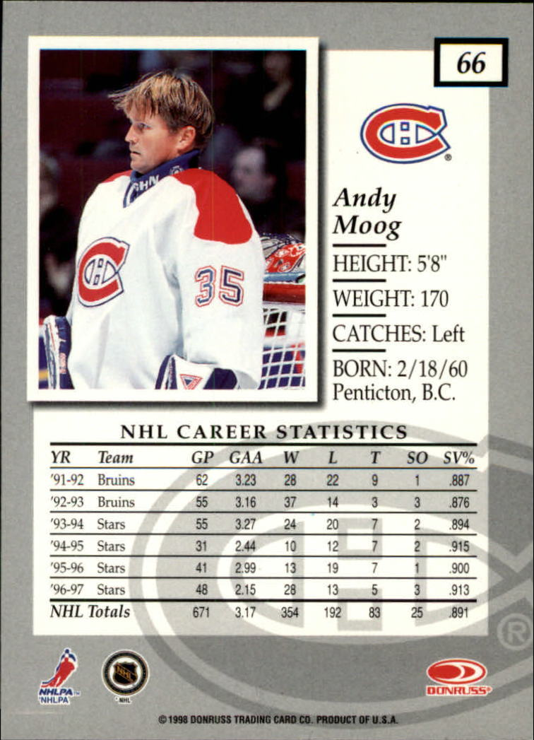 1997-98-Donruss-Elite-Hockey-1-150-Your-Choice-GOTBASEBALLCARDS thumbnail 119