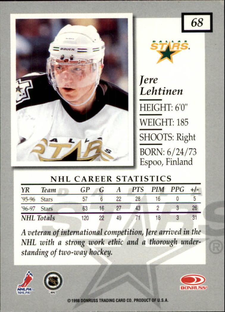 1997-98-Donruss-Elite-Hockey-1-150-Your-Choice-GOTBASEBALLCARDS thumbnail 123