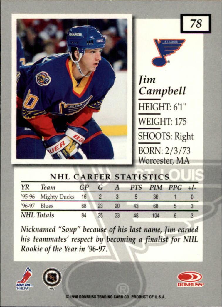 1997-98-Donruss-Elite-Hockey-1-150-Your-Choice-GOTBASEBALLCARDS thumbnail 141