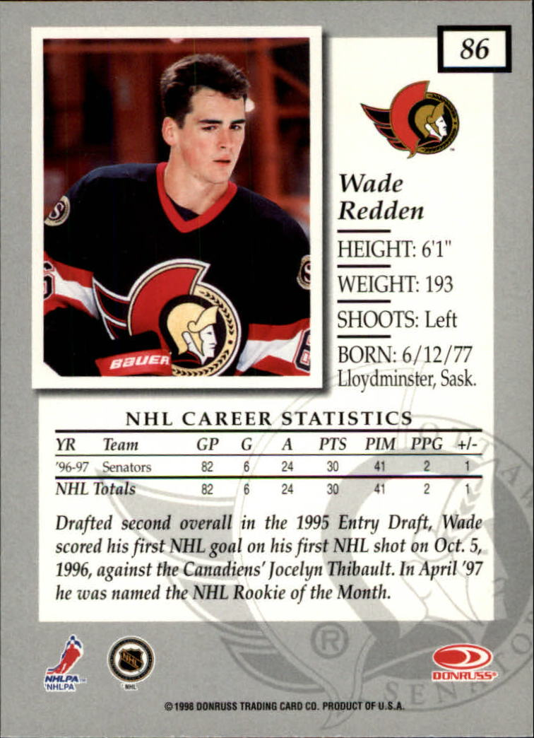 1997-98-Donruss-Elite-Hockey-1-150-Your-Choice-GOTBASEBALLCARDS thumbnail 157