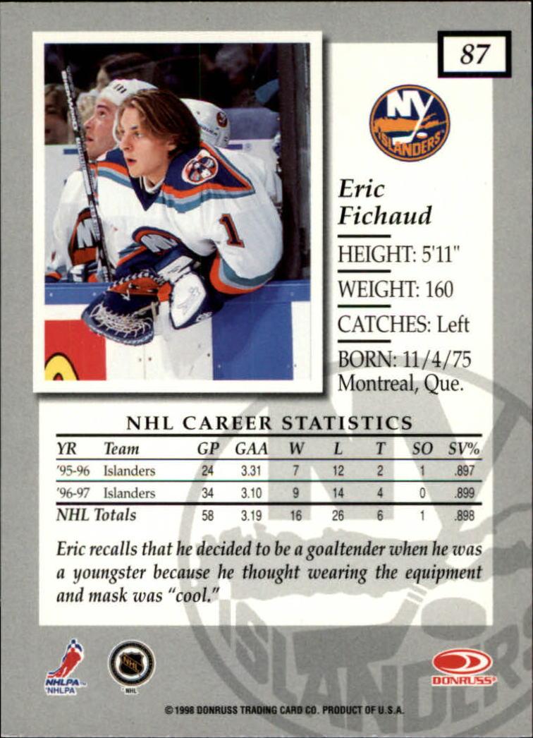 1997-98-Donruss-Elite-Hockey-1-150-Your-Choice-GOTBASEBALLCARDS thumbnail 159