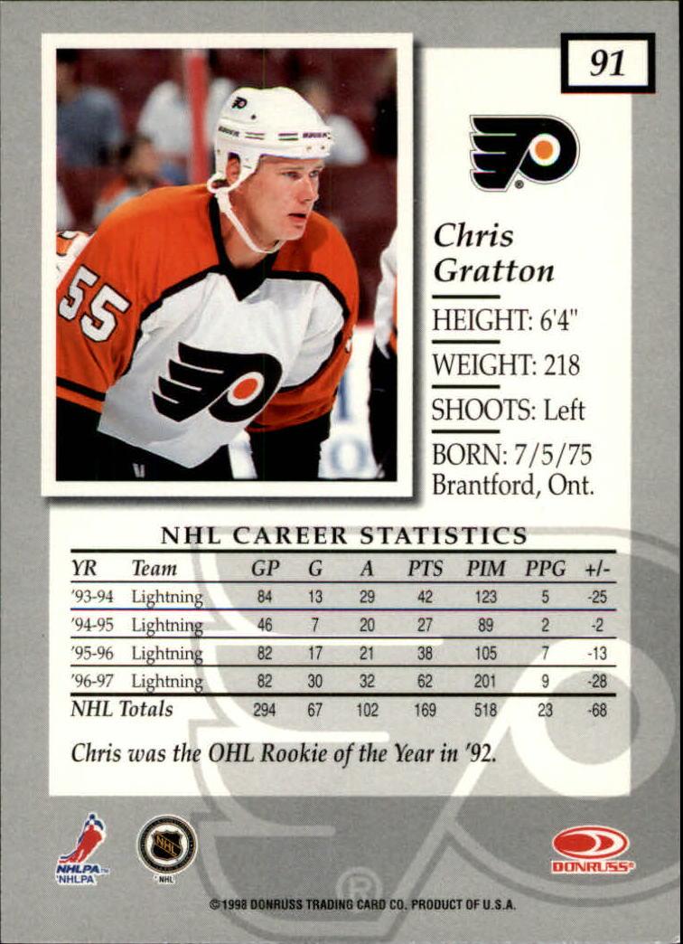 1997-98-Donruss-Elite-Hockey-1-150-Your-Choice-GOTBASEBALLCARDS thumbnail 167