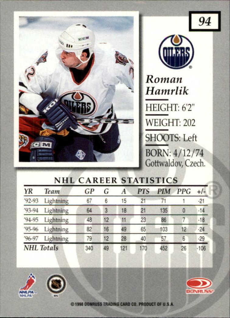 1997-98-Donruss-Elite-Hockey-1-150-Your-Choice-GOTBASEBALLCARDS thumbnail 173