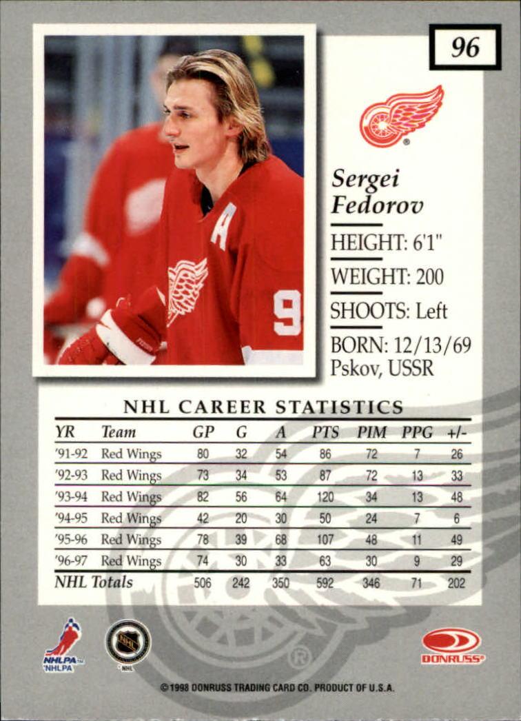 1997-98-Donruss-Elite-Hockey-1-150-Your-Choice-GOTBASEBALLCARDS thumbnail 177