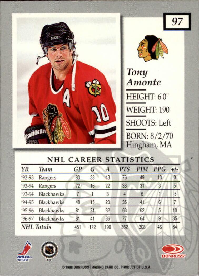 1997-98-Donruss-Elite-Hockey-1-150-Your-Choice-GOTBASEBALLCARDS thumbnail 179
