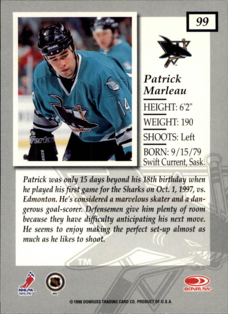 1997-98-Donruss-Elite-Hockey-1-150-Your-Choice-GOTBASEBALLCARDS thumbnail 183