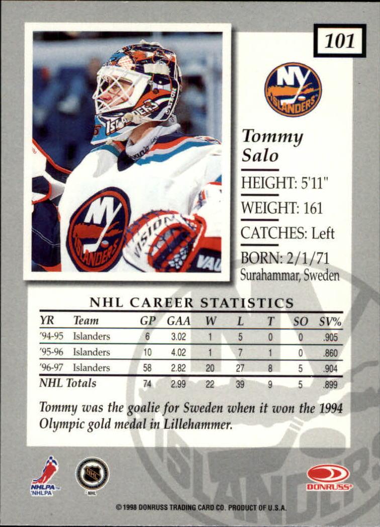 1997-98-Donruss-Elite-Hockey-1-150-Your-Choice-GOTBASEBALLCARDS thumbnail 187