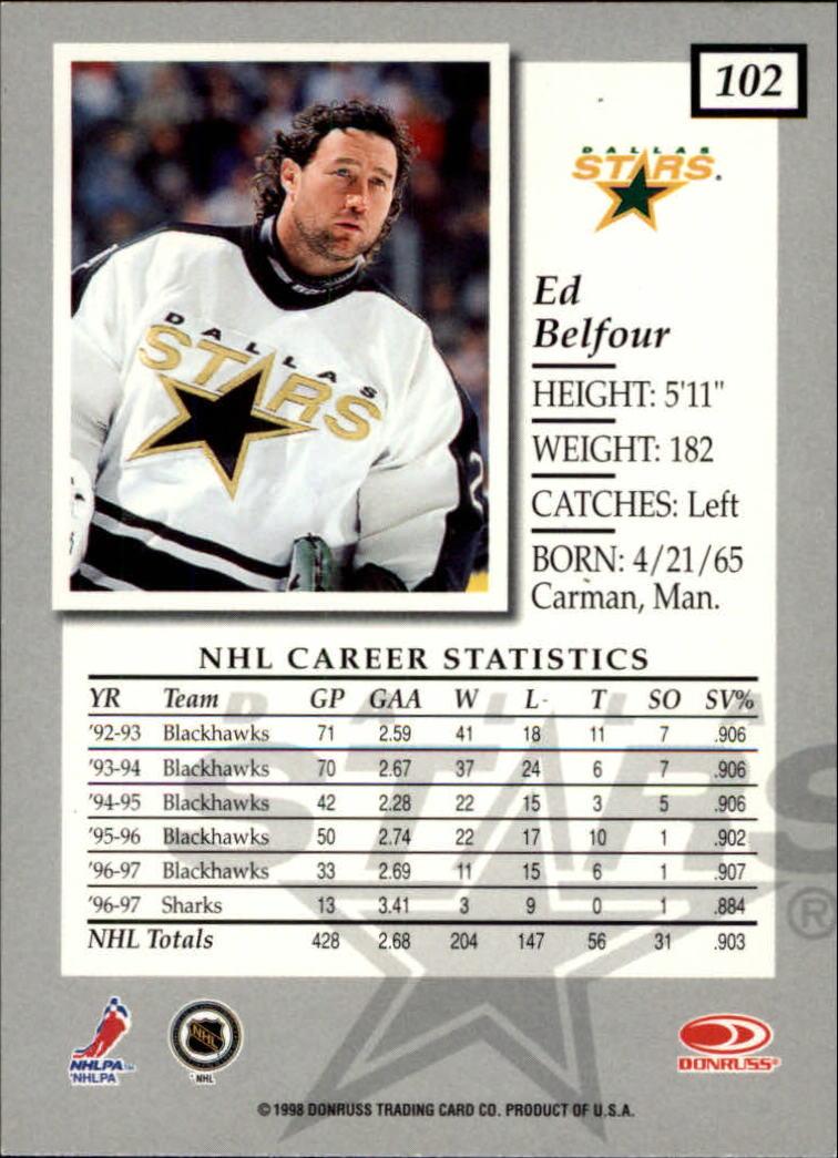 1997-98-Donruss-Elite-Hockey-1-150-Your-Choice-GOTBASEBALLCARDS thumbnail 189