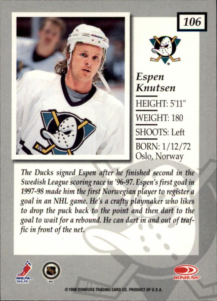 1997-98-Donruss-Elite-Hockey-1-150-Your-Choice-GOTBASEBALLCARDS thumbnail 197
