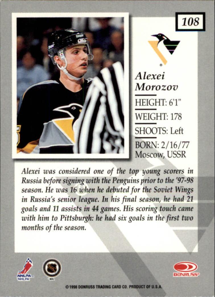 1997-98-Donruss-Elite-Hockey-1-150-Your-Choice-GOTBASEBALLCARDS thumbnail 201