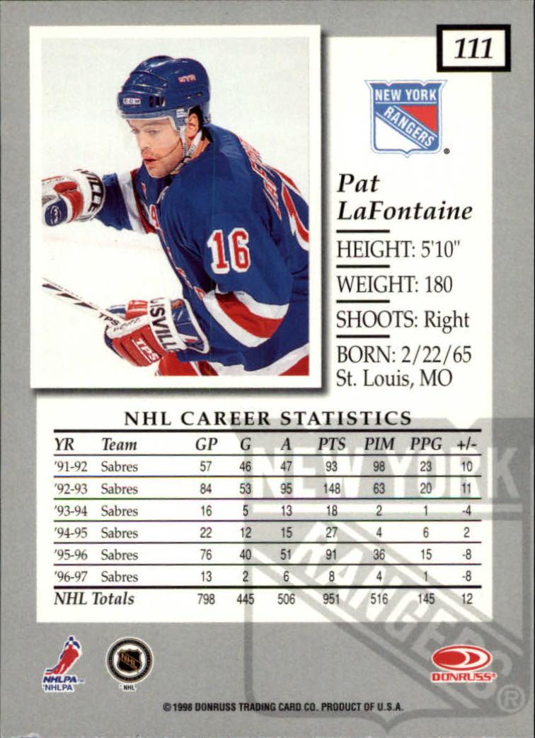 1997-98-Donruss-Elite-Hockey-1-150-Your-Choice-GOTBASEBALLCARDS thumbnail 207