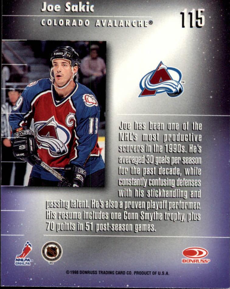 1997-98-Donruss-Elite-Hockey-1-150-Your-Choice-GOTBASEBALLCARDS thumbnail 213