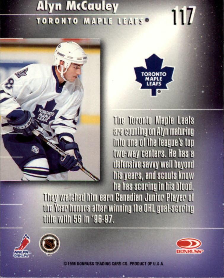 1997-98-Donruss-Elite-Hockey-1-150-Your-Choice-GOTBASEBALLCARDS thumbnail 217