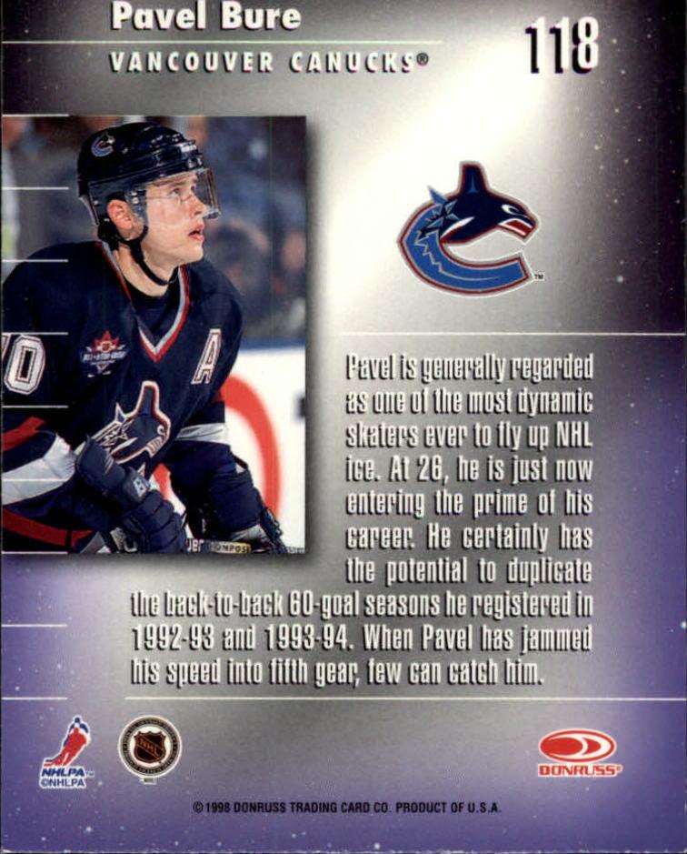 1997-98-Donruss-Elite-Hockey-1-150-Your-Choice-GOTBASEBALLCARDS thumbnail 219