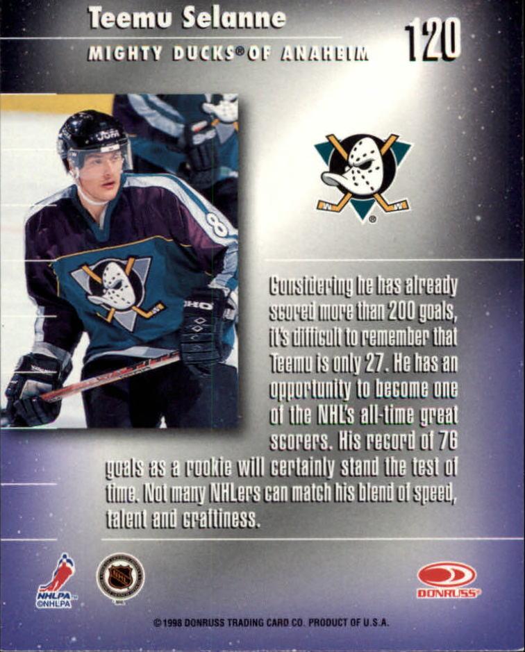 1997-98-Donruss-Elite-Hockey-1-150-Your-Choice-GOTBASEBALLCARDS thumbnail 223