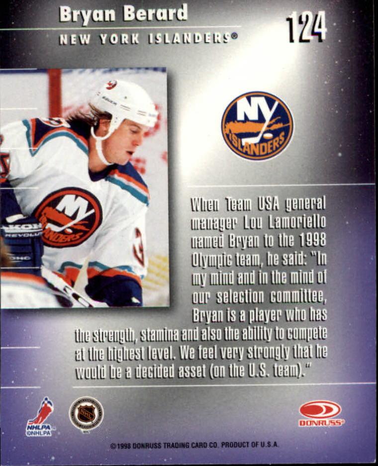 1997-98-Donruss-Elite-Hockey-1-150-Your-Choice-GOTBASEBALLCARDS thumbnail 231