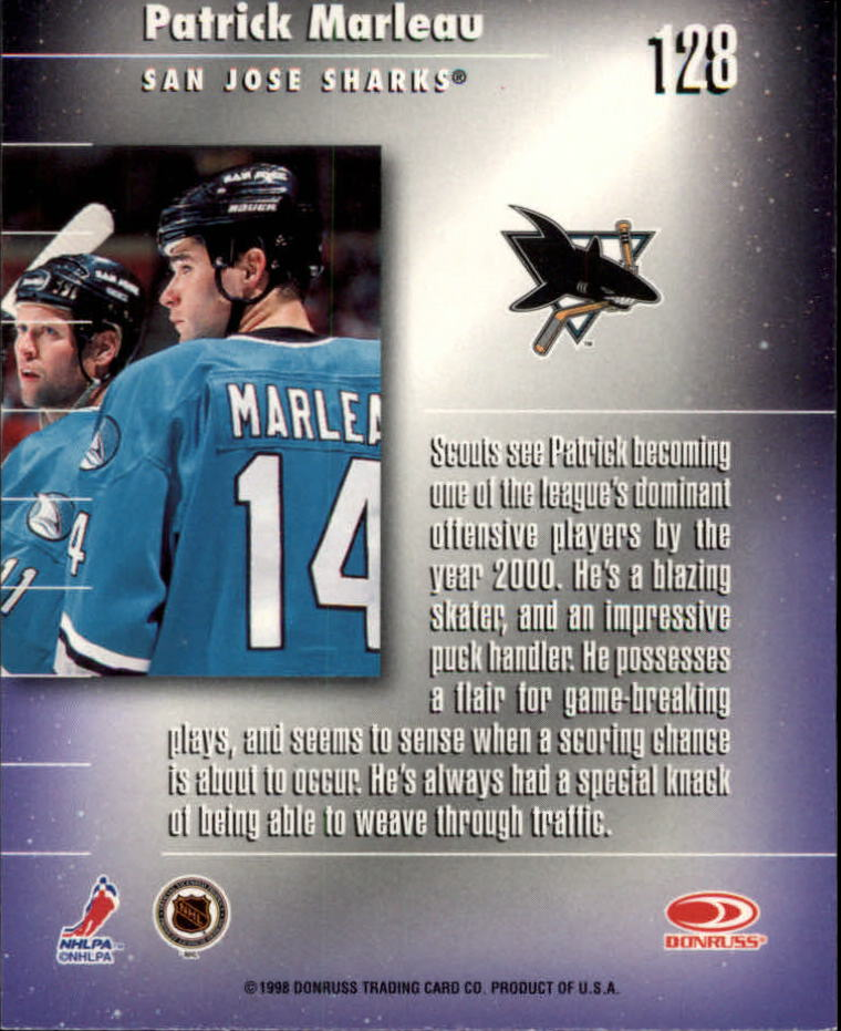 1997-98-Donruss-Elite-Hockey-1-150-Your-Choice-GOTBASEBALLCARDS thumbnail 239
